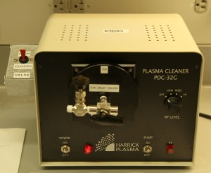 Plasma Cleaner Harrick Plasma