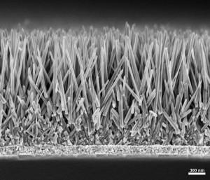 Nanorod Arrays